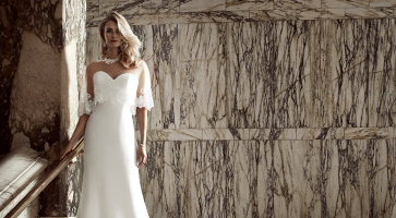 Caroline Castigliano Simplicity luxury bridal wear