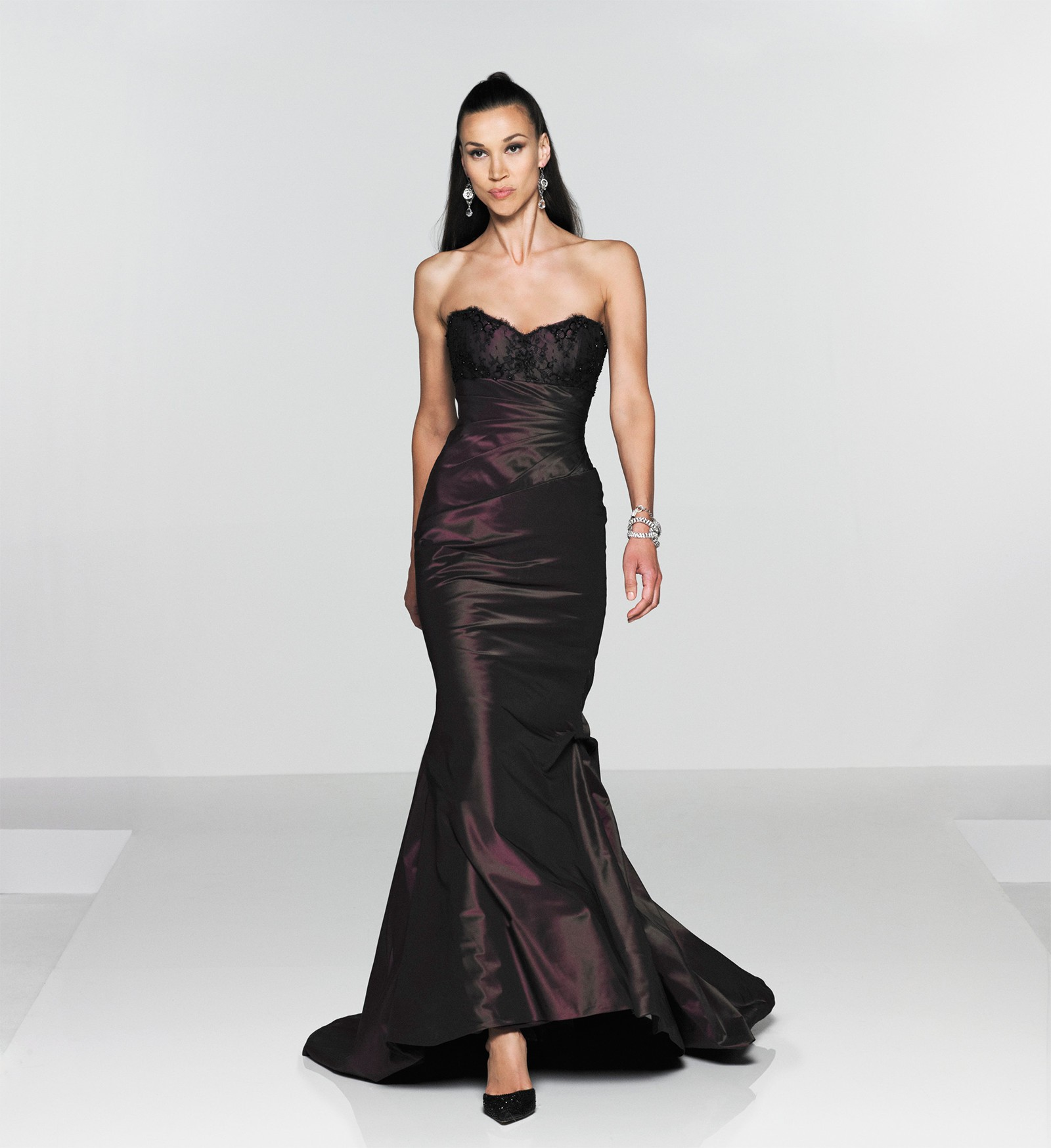 Angelina Gown: ANGELINA Evening Gown