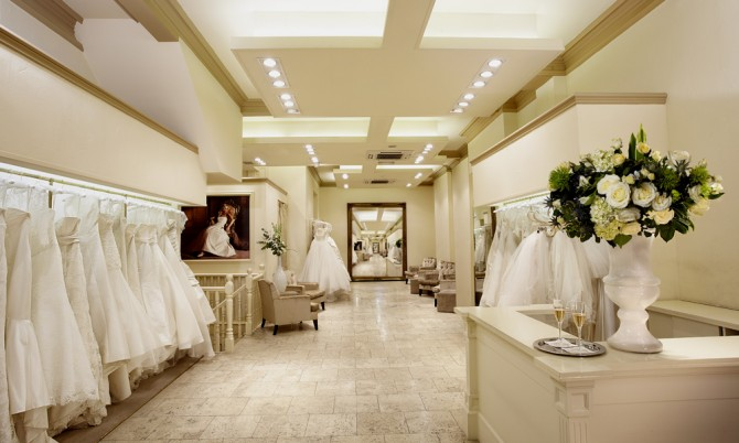 Caroline Castigliano flagship store