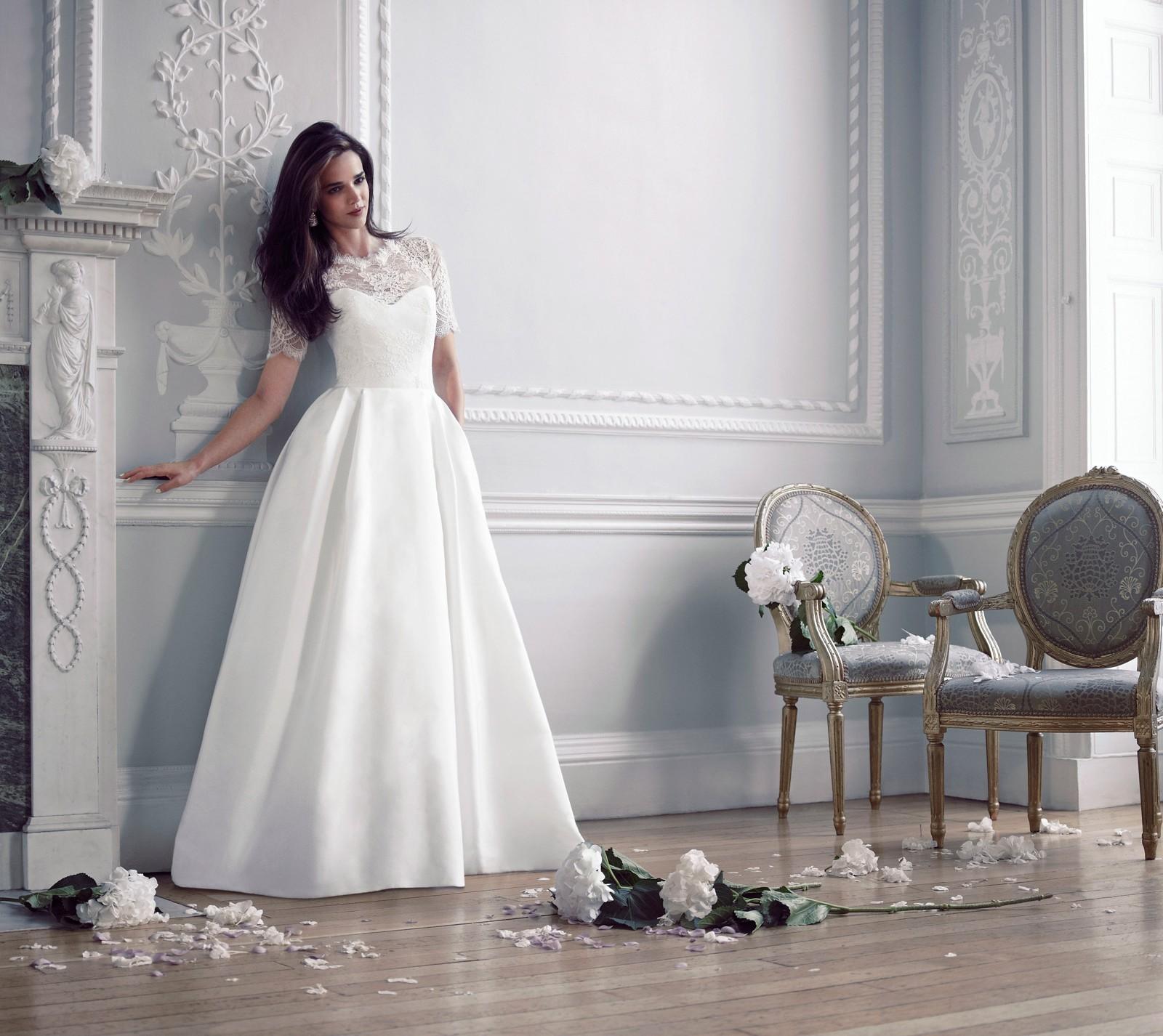 LANVIN Wedding Dress | Caroline Castigliano