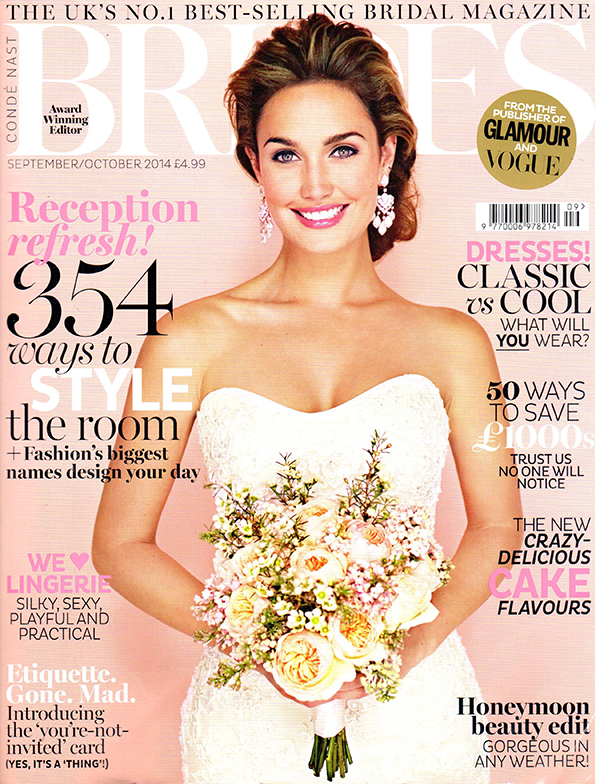 Brides_October14 cover