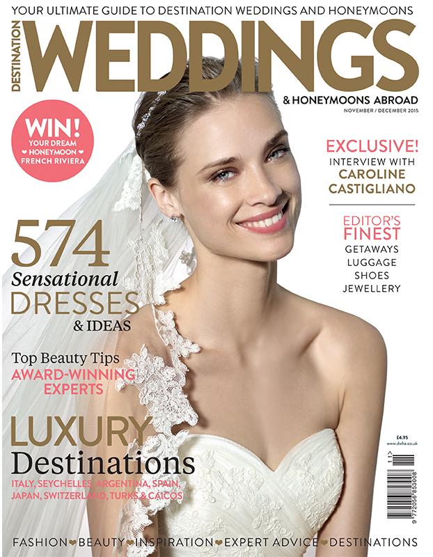 Destination Weddings cover