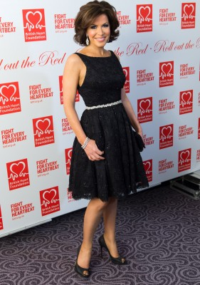 LONDON, ENGLAND - FEBRUARY 11:  Natasha Kaplinsky attends the British Heart Foundation: Roll Out The Red Ball at The Savoy Hotel on February 11, 2016 in London, England.  (Photo by Ian Gavan/Getty Images)
