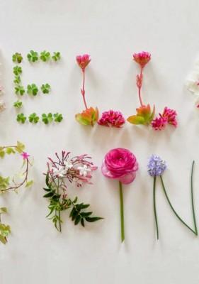 Hello Spring designer wedding dresses by Caroline Castigliano