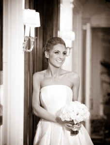 Sophie designer wedding dresses by Caroline Castigliano