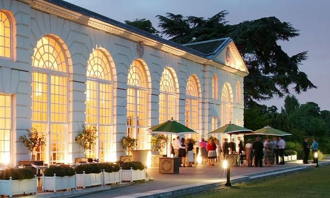 Kew Gardens Caroline Castigliano weddings