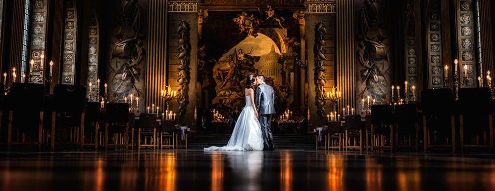 Old Naval College Caroline Castigliano wedding