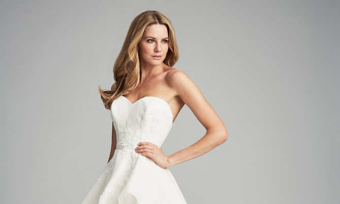 Eternal Love designer wedding dresses by Caroline Castigliano
