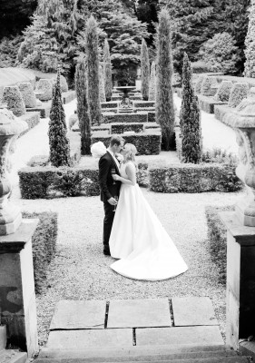 Lauren - Always designer wedding dress by Caroline Castigliano