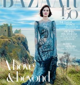 Harpers Bazaar March 2017 Cover