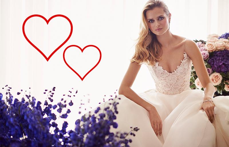 Tertia wedding gown by Caroline Castigliano