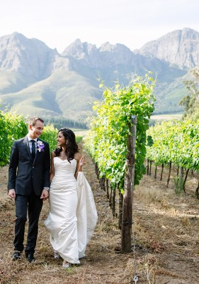 Caroline Castigliano bride