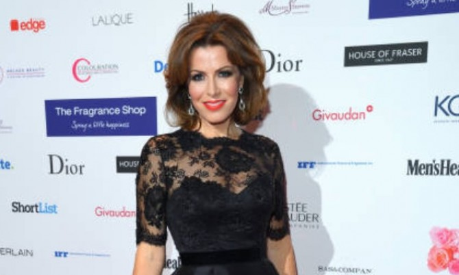 Natasha Kaplinsky Fragrance Foundation