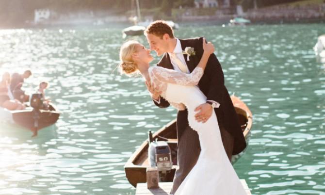 Castigliano Brides designer wedding dress by Caroline Castigliano