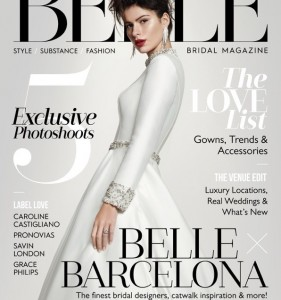 Belle Bridal Cover