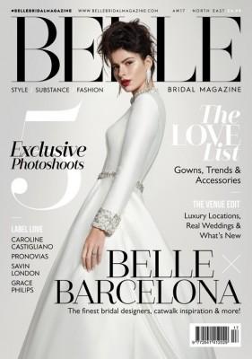 Belle Bridal Cover