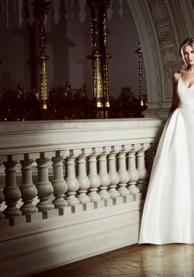 In My Dreams designer wedding dress by Caroline Castigliano