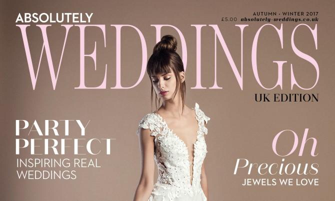 Caroline Castigliano designer wedding dress