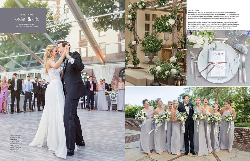 the knot designer wedding dress by Caroline Castigliano