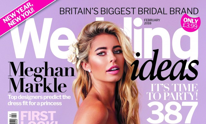 Wedding Ideas February 2018 Cover