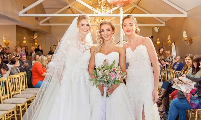 Designer Wedding Dress by Caroline Castigliano