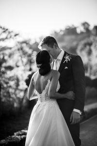 Tertia luxury bridal wear by Caroline Castigliano
