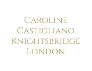 CAROLINE CASTIGLIANO, KNIGHTSBRIDGE, LONDON