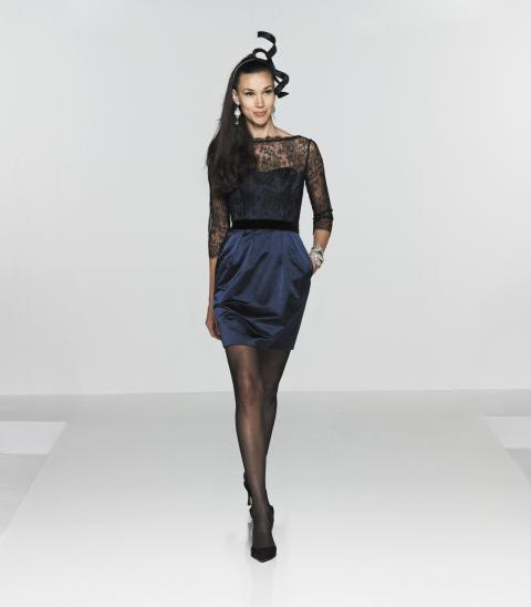 a09a0583630556 FRANCOISE Cocktail Dress | Caroline Castigliano