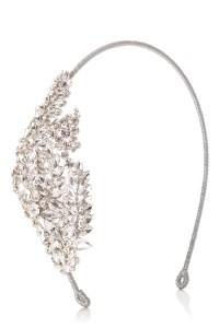 Alina bridal accessories by Caroline Castigliano