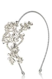 Emilia bridal accessories by Caroline Castigliano