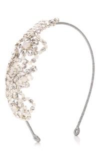 Tamara bridal accessories by Caroline Castigliano