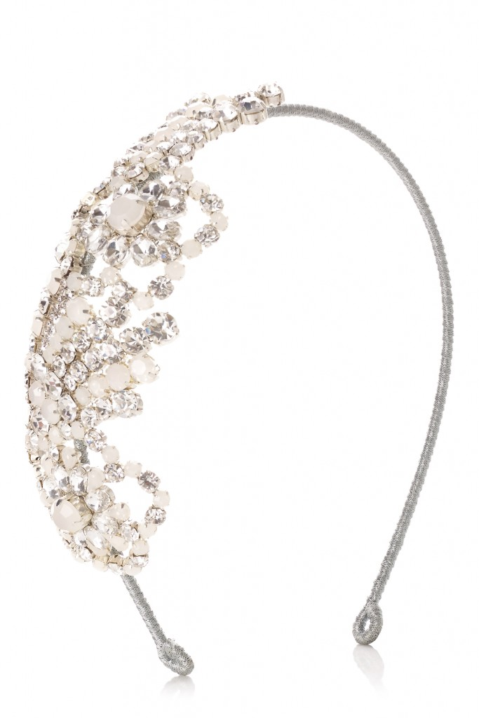 Tamara bridal accessories by Caroline Castigliano