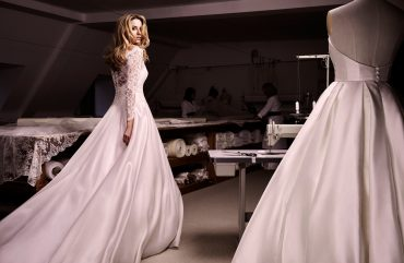 Bellini designer wedding dresses by Caroline Castigliano