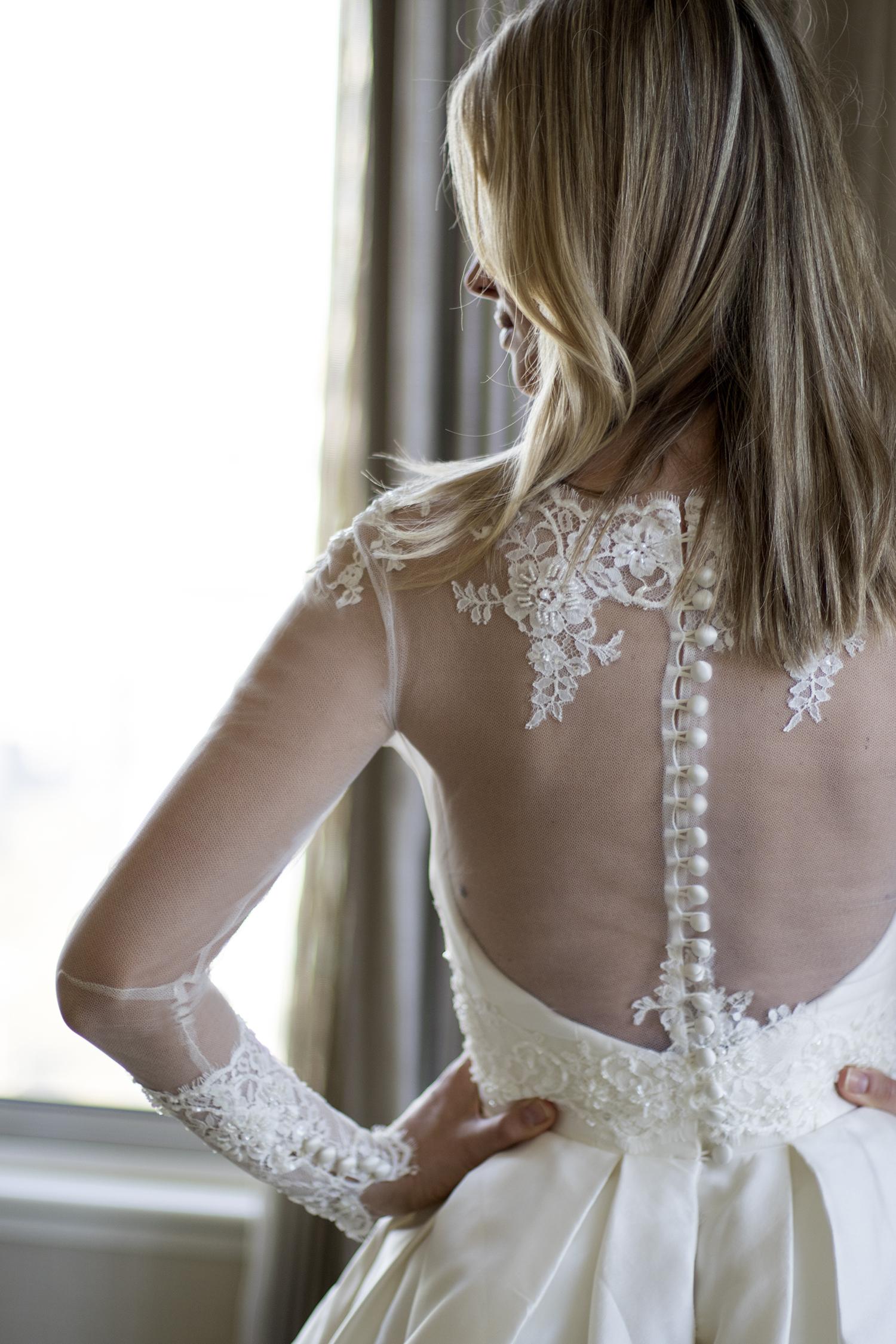 Atalanta designer wedding dresses by Caroline Castigliano