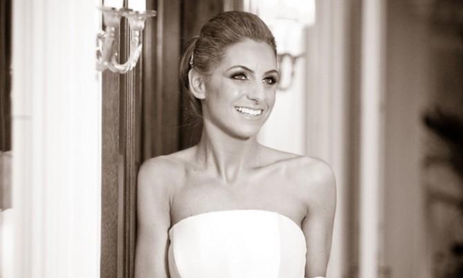 Sophie designer wedding dresses by Caroline Castigliano
