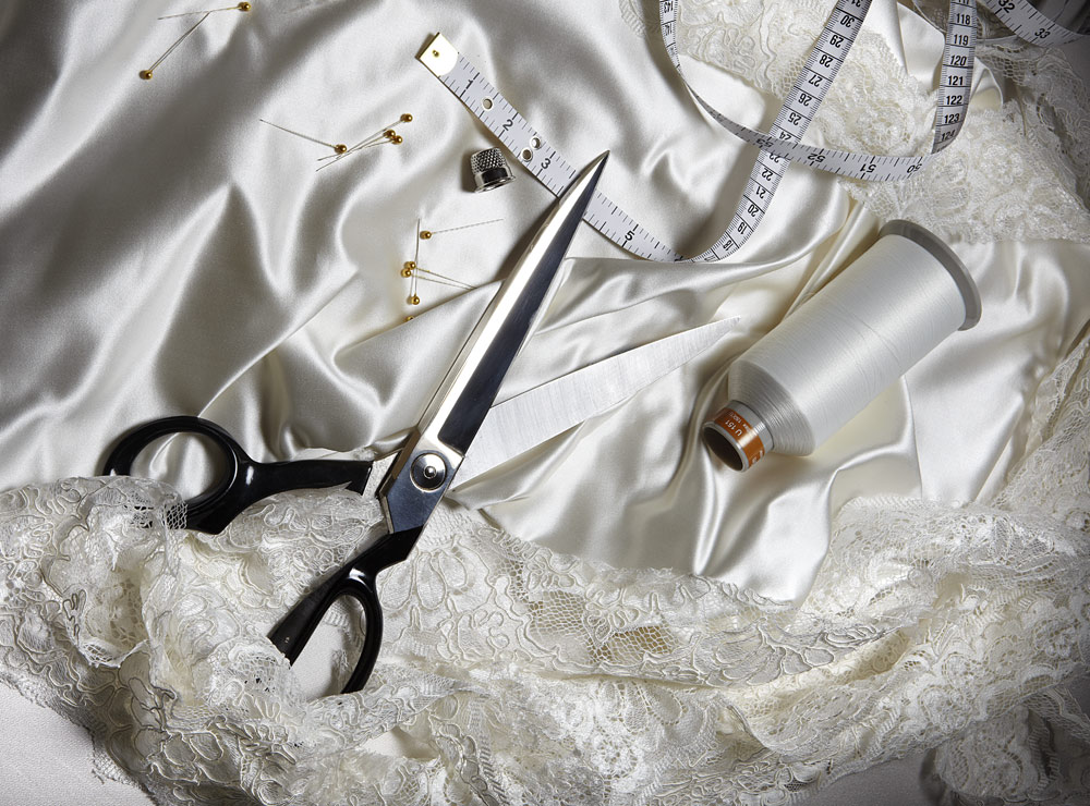 Caroline Castigliano designer wedding dress video