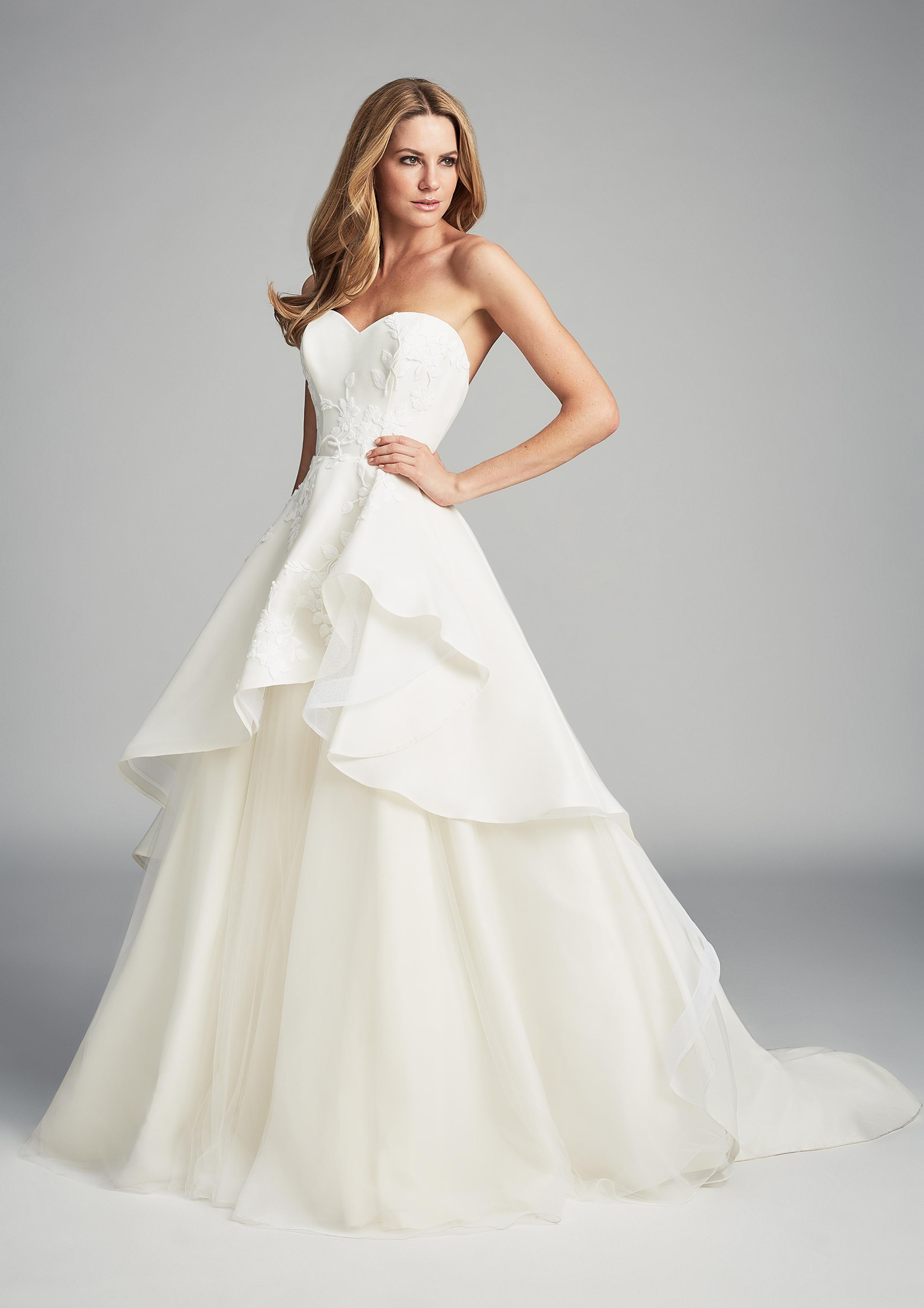 Eternal Love designer wedding dresses by Caroline Castigliano