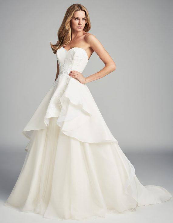 Eternal Love designer wedding dress by Caroline Castigliano