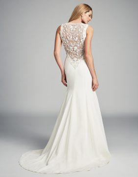 Mirabeau designer wedding dresses by Caroline Castigliano