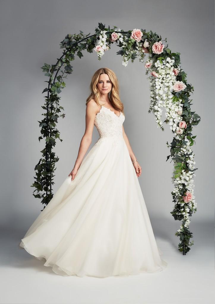 Tertia Caroline Castigliano Designer Wedding Dress