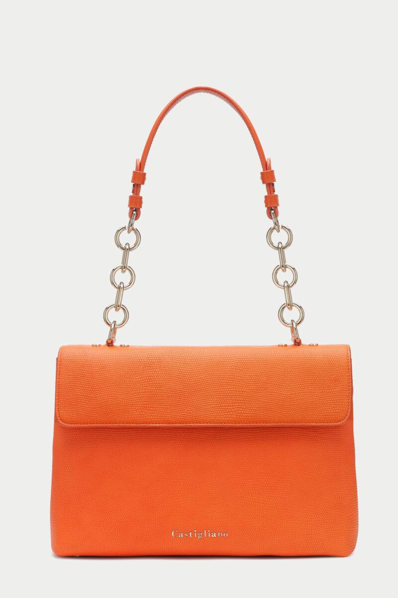 CCB7003 leather handbag by Caroline Castigliano
