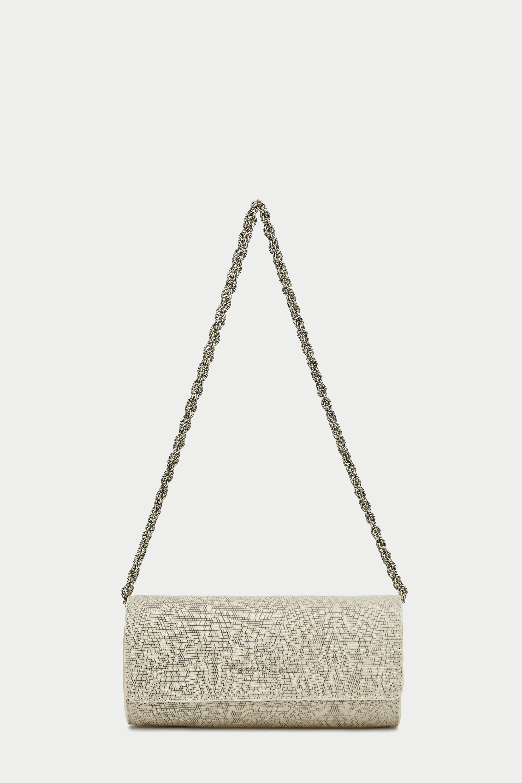 CCB8222 leather handbags by Caroline Castigliano