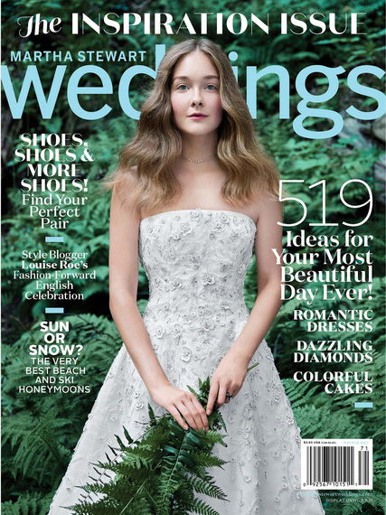 Martha cover designer wedding dresses by Caroline Castigliano