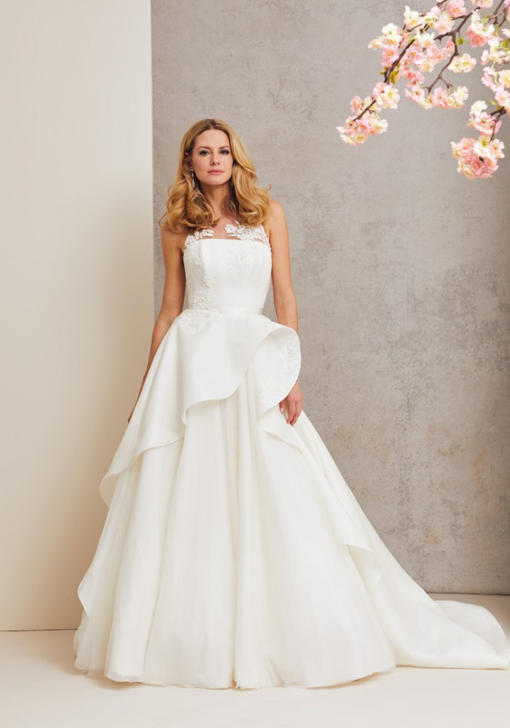 Caroline Castigliano Love Story Designer Wedding Dress