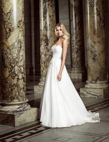 Carousel designer wedding dress by Caroline Castigliano