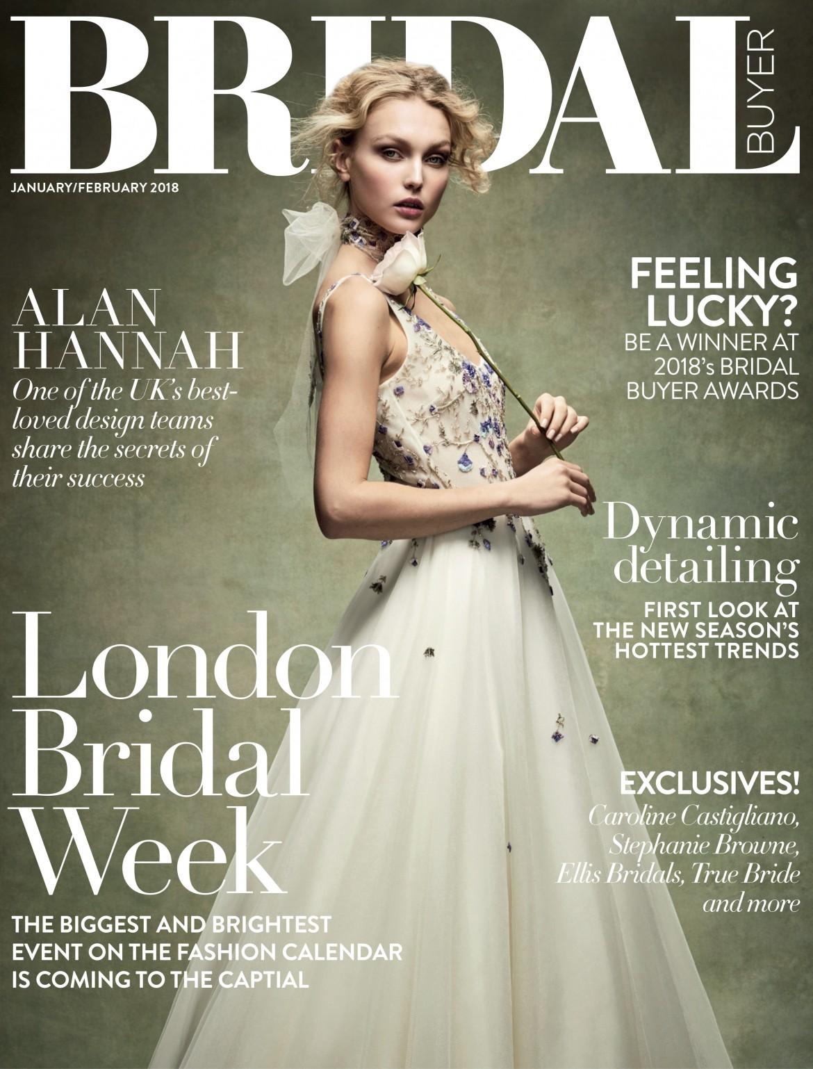 bridal buyer designer wedding gowns by Caroline Castigliano