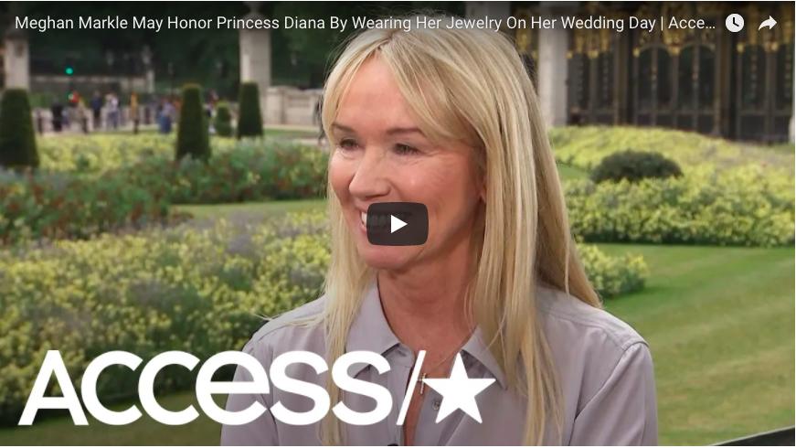 luxury bridal wear designer Caroline Castigliano