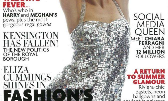 Caroline Castigliano designer bridalwear