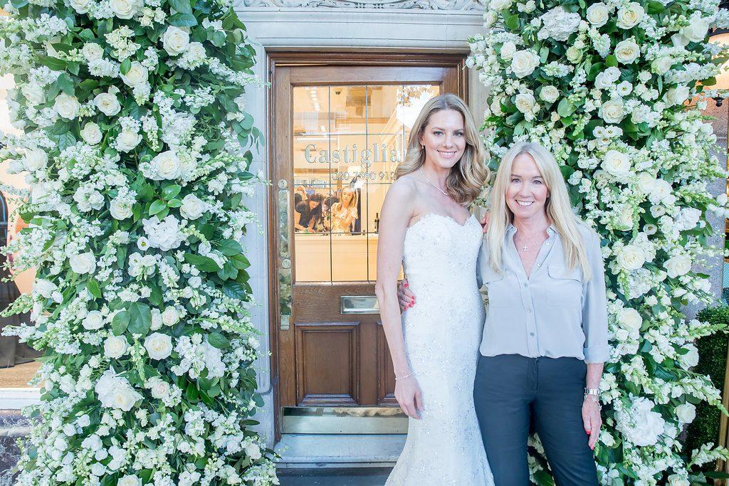 couture wedding dresses by Caroline Castigliano