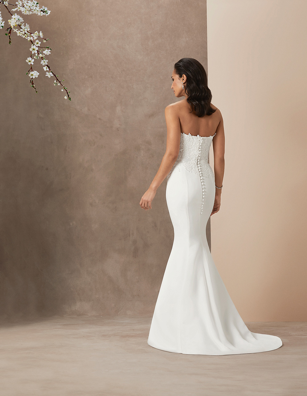 Cara luxury wedding gowns by Caroline Castigliano